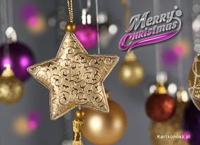 eKartki Boże Narodzenie Gwiazdka Betlejemska,