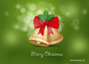 eKartki Boże Narodzenie Dzwoneczki,