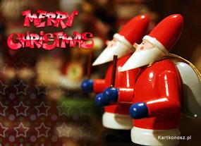 eKartki Boże Narodzenie Mikołaje,